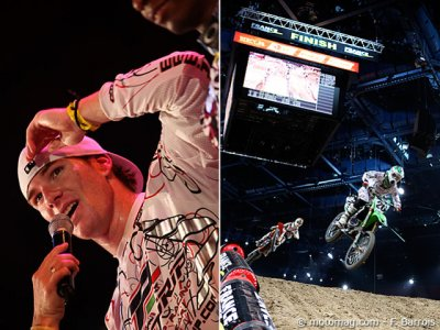 SX Bercy 2009 : la bonne surprise Aranda