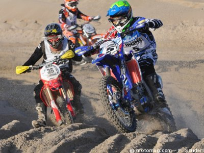 Enduropale 2013 : baston