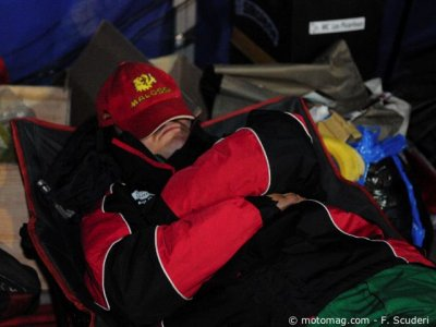 23H60 du Mans 80/125 cm3 : grosse fatigue