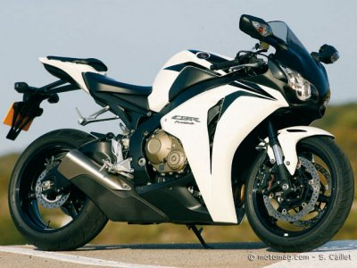 Honda CBR 1000 R : comportement routier