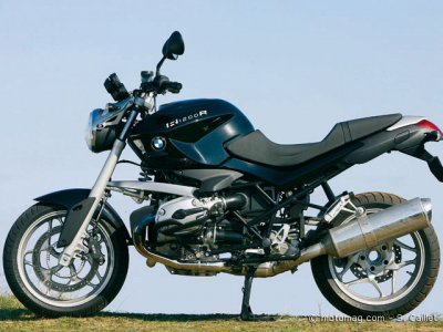 BMW R1200R : l'option des options