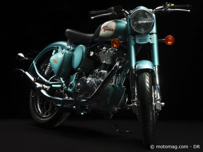 Royal Enfield 500 Bullet Classic : solo