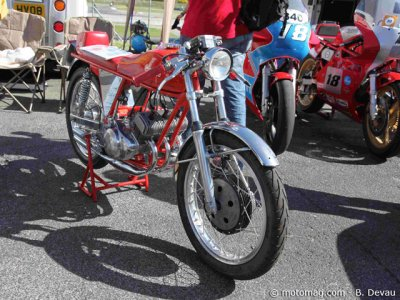 ASI Moto Show : Gillette 150 3-cylindres