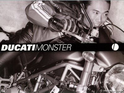 Ducati Mostro : communication bis