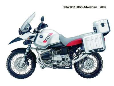 BMW R 1150 GS : Adventure