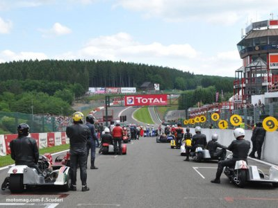 Bikers' Classic 2010 : Spa Side Story