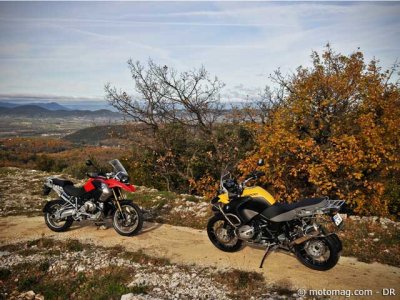 Essai BMW R 1200 GS : version Adventure