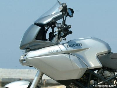 DUCATI 1000 & 1100 DS Multistrada : habillage