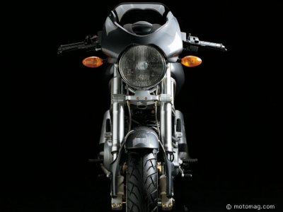 Ducati 620 Monster : direction à surveiller