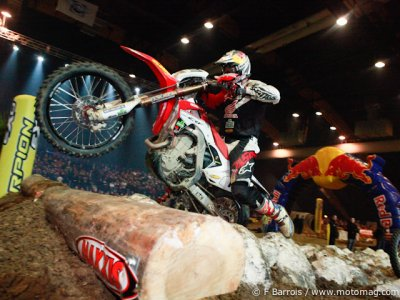 SuperEnduro : trialisant