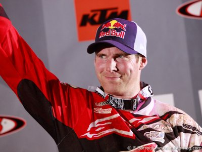 SuperEnduro : Knight winner