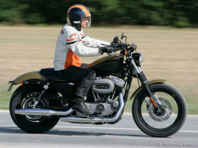 HD XL 1200 : version Nightster