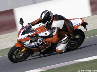 Honda CBR 1000 RR SP : Superbike