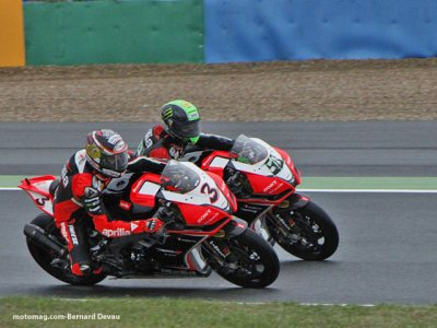 SBK Magny-Cours : Biaggi 1ière manche cata !