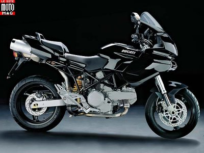 Ducati 620 Multistrada : twin