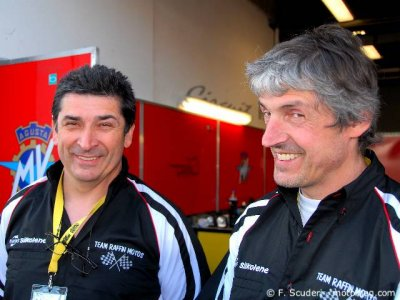 Bol 2011 - Team Raffin : Bruno et Jean-Pierre