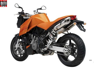 KTM 990 Super Duke : carburation