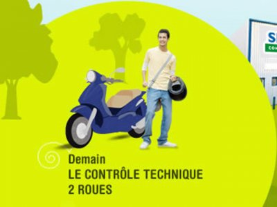CT moto et scooter : Sécuritest y est favorable