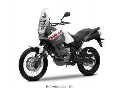 Yamaha XT 660 Z : mode