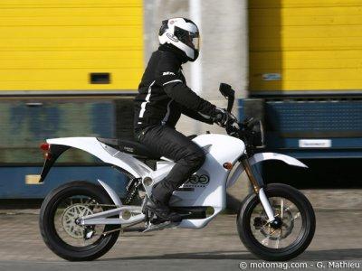 moto lectrique zero s moto magazine leader de l. Black Bedroom Furniture Sets. Home Design Ideas