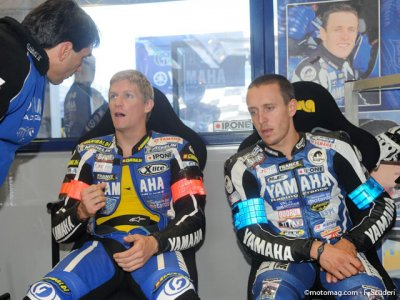 Bol d'Or 2010 : au stand du team GMT 94