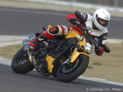 Essai Ducati 848 Streetfigther : enfin saine !