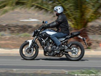 essai yamaha mt 07 originale mais normale moto magazine leader de l actualit de la moto. Black Bedroom Furniture Sets. Home Design Ideas