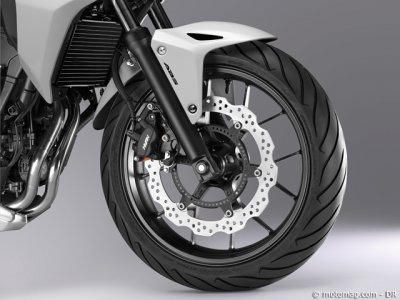 Essai Honda CB 500 F 2013 : minimum syndical