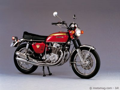 Honda 750 Four (1969) : issue de la course ?