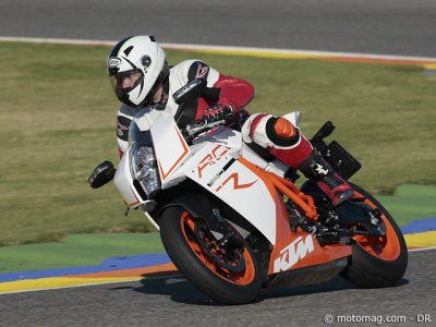Essai KTM RC8 R : seule hypersport au catalogue