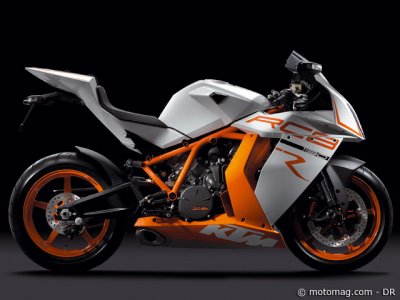 Essai KTM RC8 R : techniquement au top