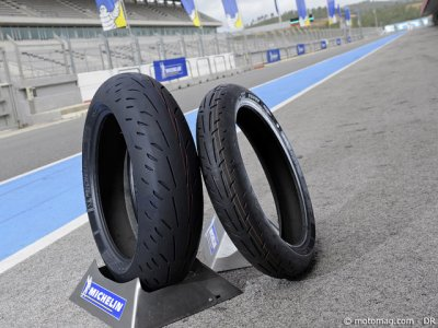 Michelin Power SuperSport : route et circuit