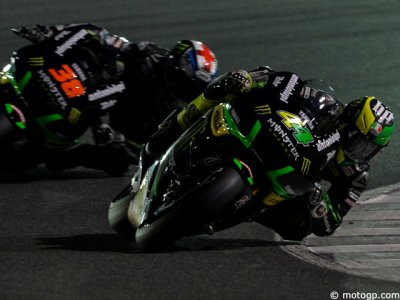 MotoGP - tests de Losail : chez Tech 3