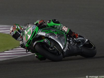 MotoGP - tests de Losail : Nicky Hayden