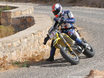 Tunisia Rally Tour : Vincent Philippe