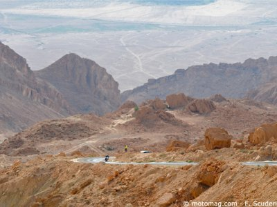 Tunisia Rally Tour : paysages spectaculaires