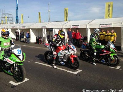 North West 200 : Five minutes to go !