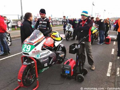 North West 200 : Pas de pression, pas de stress…