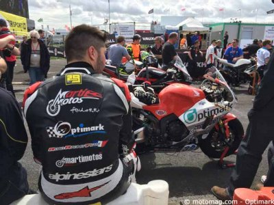 North West 200 : engagé en courses