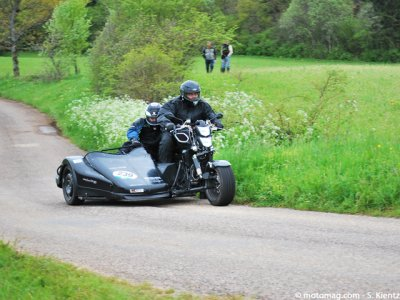 Rallye : les sides toujours impressionnants