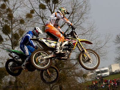 Romagné MX : Vuillemin et Coulon font le spectacle