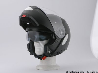 Comparatif modulables : Schuberth C3 Pro