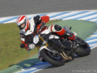 Essai Triumph 1050 Speed Triple R :