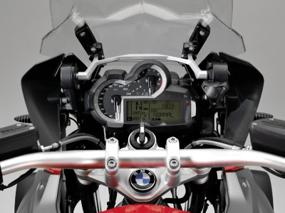 BMW R 1200 GS « Water Cooled » : à bord