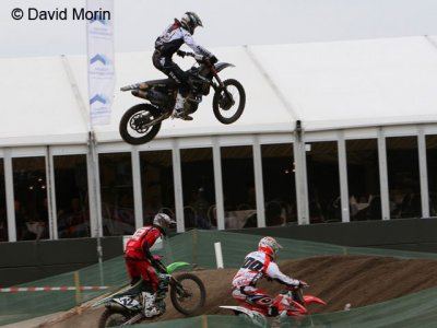 Valkenswaard 2009 : Image trompeuse pour Philippaerts