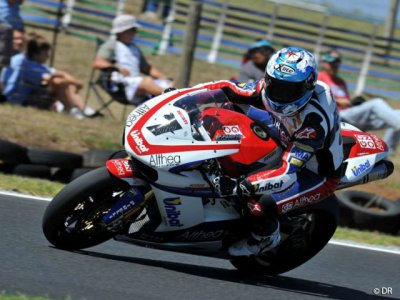 WSBK Philip Island : Checa finit 3e