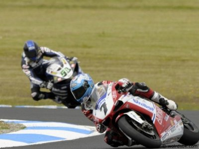 WSBK Phillip Island : la surprise Laverty
