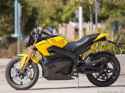 moto lectrique zero s zf 11 4 lectrochoc moto magazine leader de l actualit de la. Black Bedroom Furniture Sets. Home Design Ideas