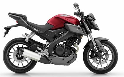 nouveaut 2014 la yamaha mt 125 roadster sportif moto magazine leader de l. Black Bedroom Furniture Sets. Home Design Ideas