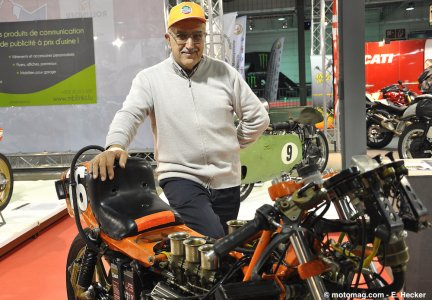 International Motor Show : Piero Laverda